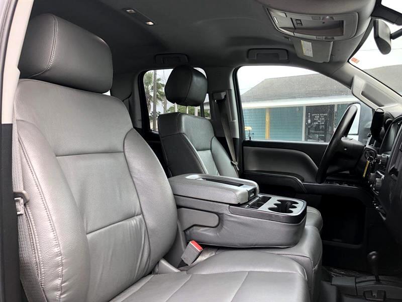 2015 Chevrolet Silverado 2500HD 4WD Double Cab 158.1