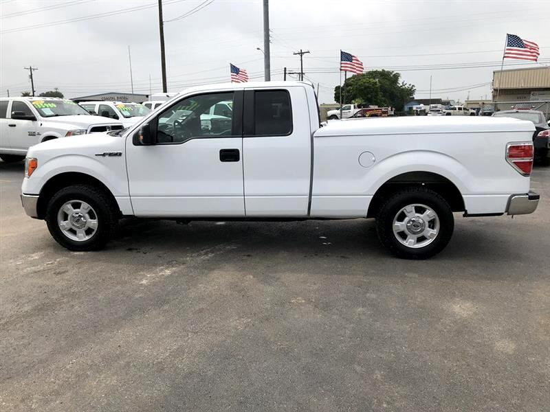 2014 Ford F-150 2WD SuperCab 163