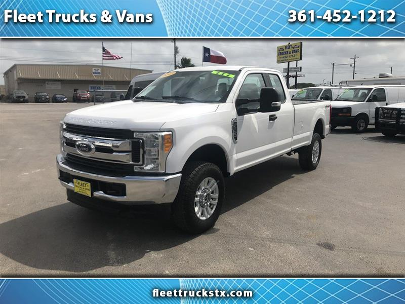 2017 Ford Super Duty F-250 SRW XLT 4WD SuperCab 8' Box