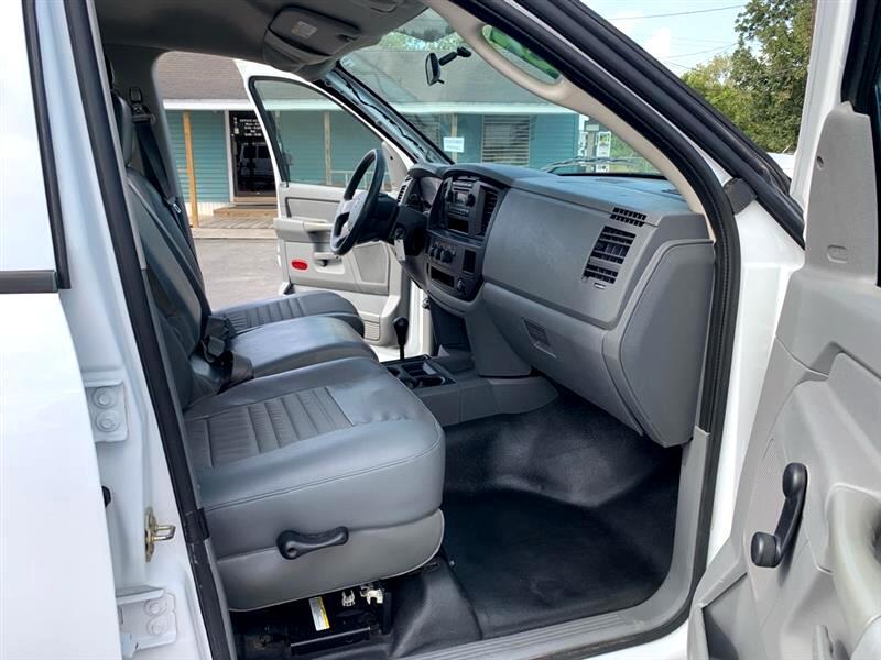 2006 Dodge Ram 3500 Sport Quad Cab 4WD