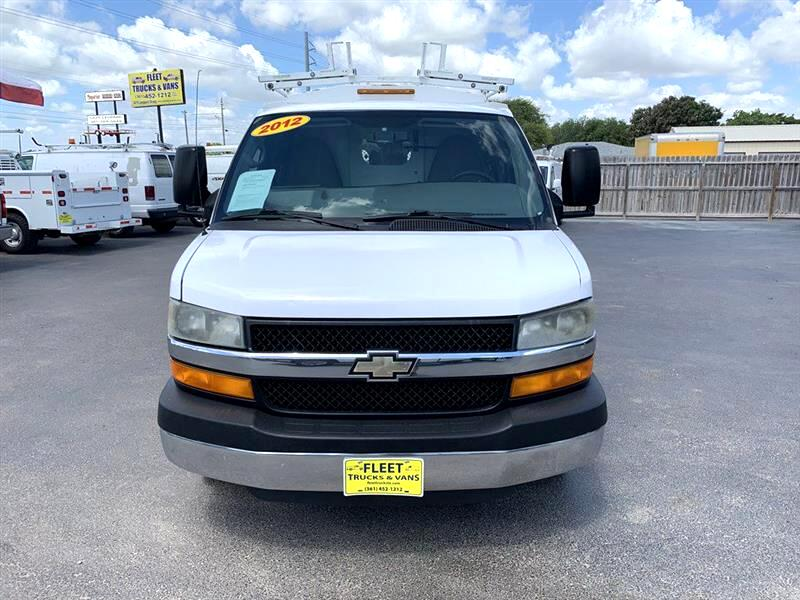 2012 Chevrolet Express Commercial Cutaway RWD 3500 139