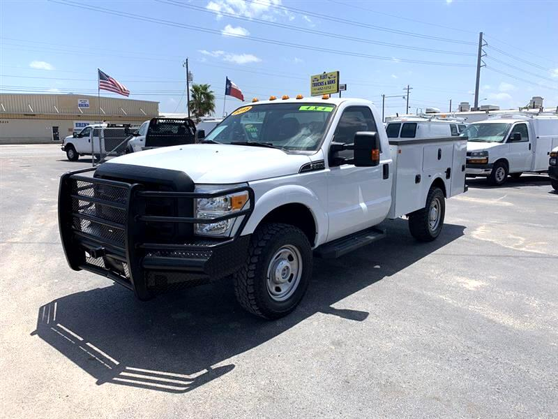 2015 Ford Super Duty F-350 SRW 4WD Reg Cab 141
