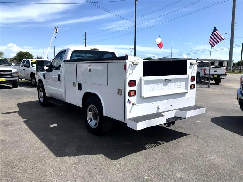2008 Ford Super Duty F-350 SRW 2WD Reg Cab 137