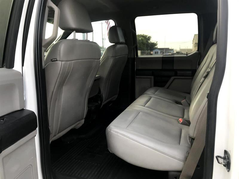 2017 Ford Super Duty F-350 SRW 4WD Crew Cab 172
