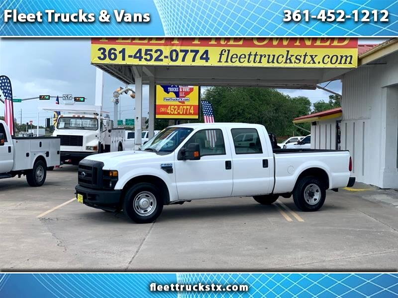2009 Ford Super Duty F-250 SRW 2WD Crew Cab 156