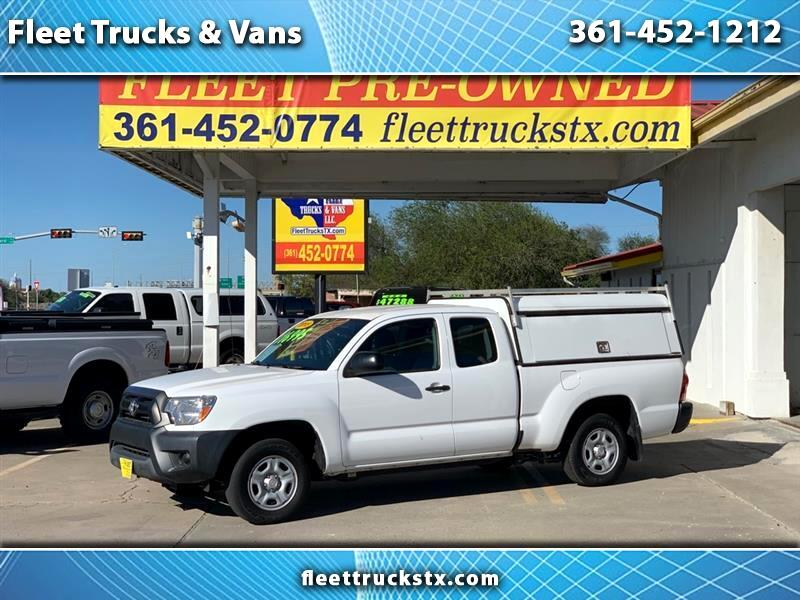 Toyota Tacoma 2WD Access Cab I4 AT (Natl) 2015