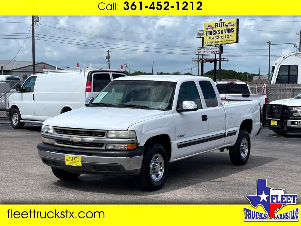 Chevrolet Silverado 2500  2000