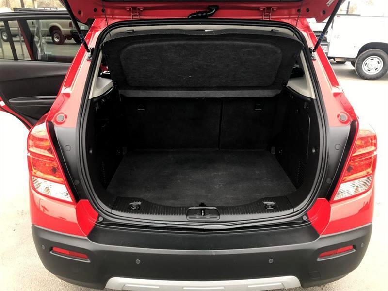 2015 Chevrolet Trax FWD 4dr LT