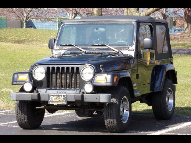2003 Jeep Wrangler 4WD 2dr X