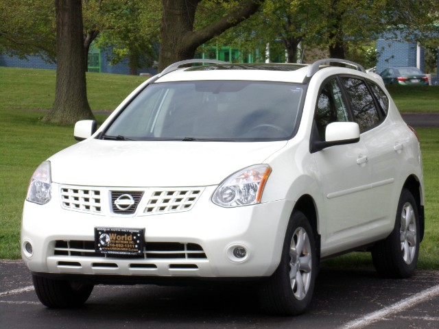 2008 Nissan Rogue S AWD