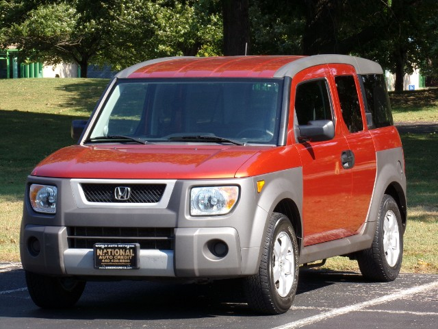 2005 Honda Element EX 2WD 4-spd AT