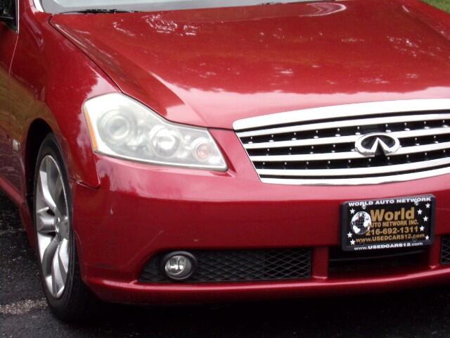 Infiniti M 35 Luxury 2006