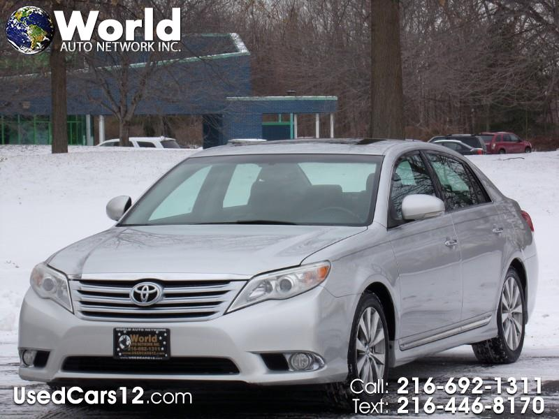 2011 Toyota Avalon Limited (Natl)