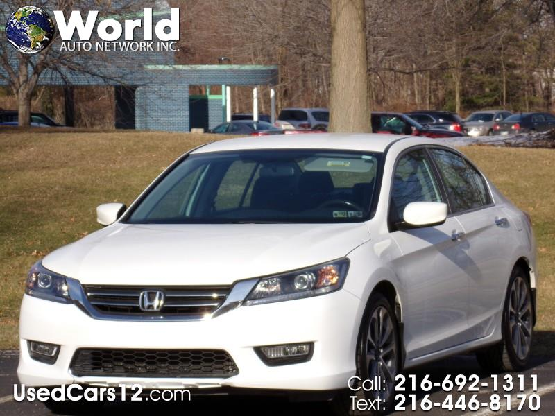2013 Honda Accord Sport Sedan CVT