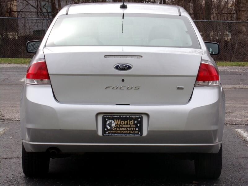 2009 Ford Focus SE Sedan