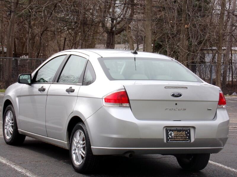 Ford Focus SE Sedan 2009