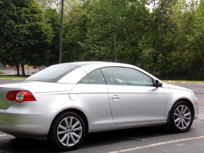 2010 Volkswagen Eos Komfort