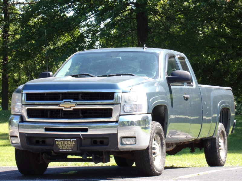 2008 Chevrolet Silverado 2500HD 2500HD Ext.Cab 4WD Long Bed
