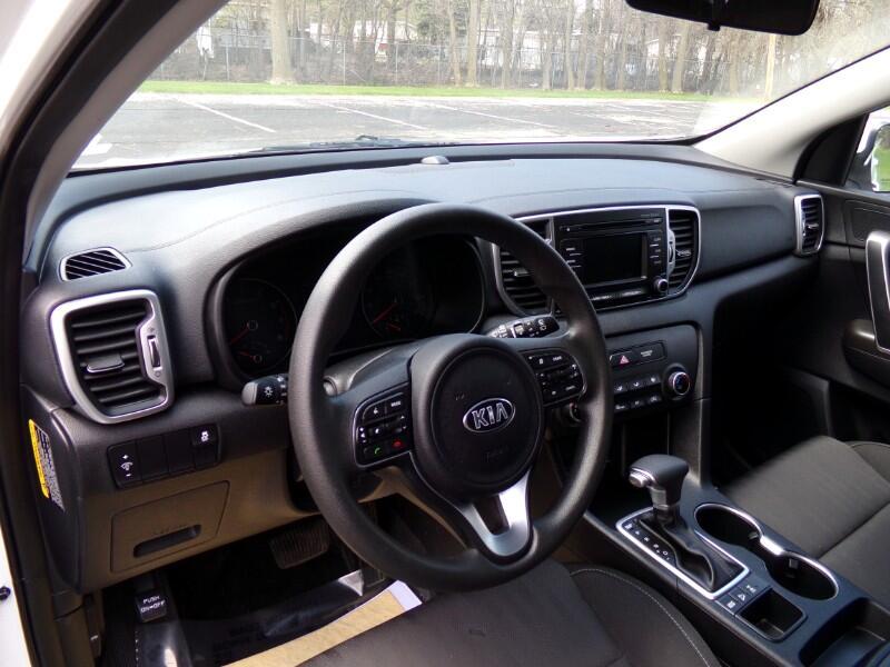 Kia Sportage LX AWD 2019