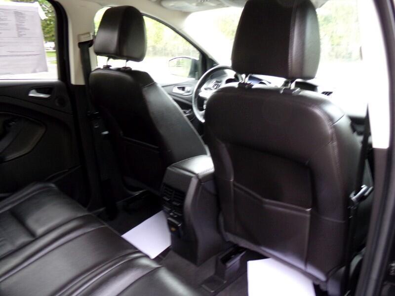 Ford Escape Titanium 4WD 2014