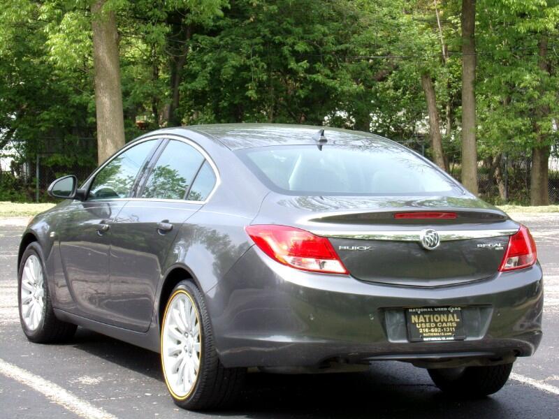 Buick Regal CXL - 4XL 2011
