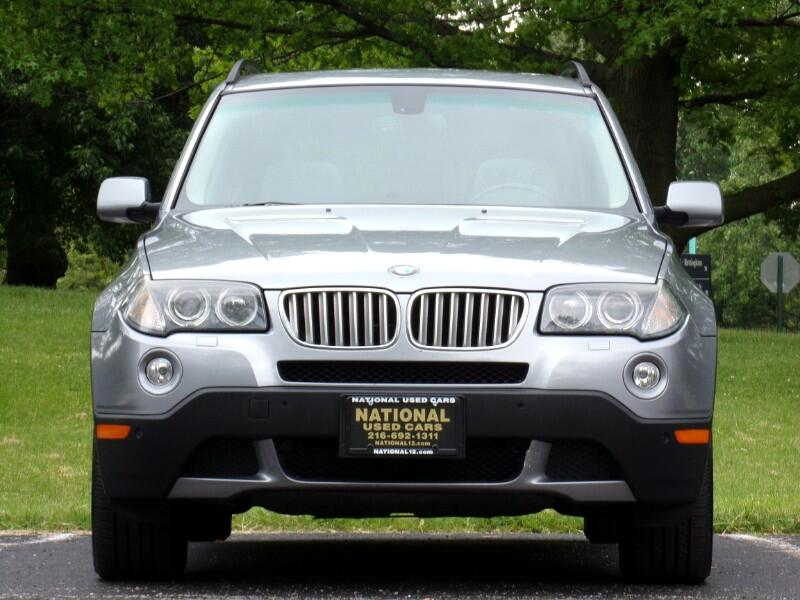 BMW X3 3.0si 2008