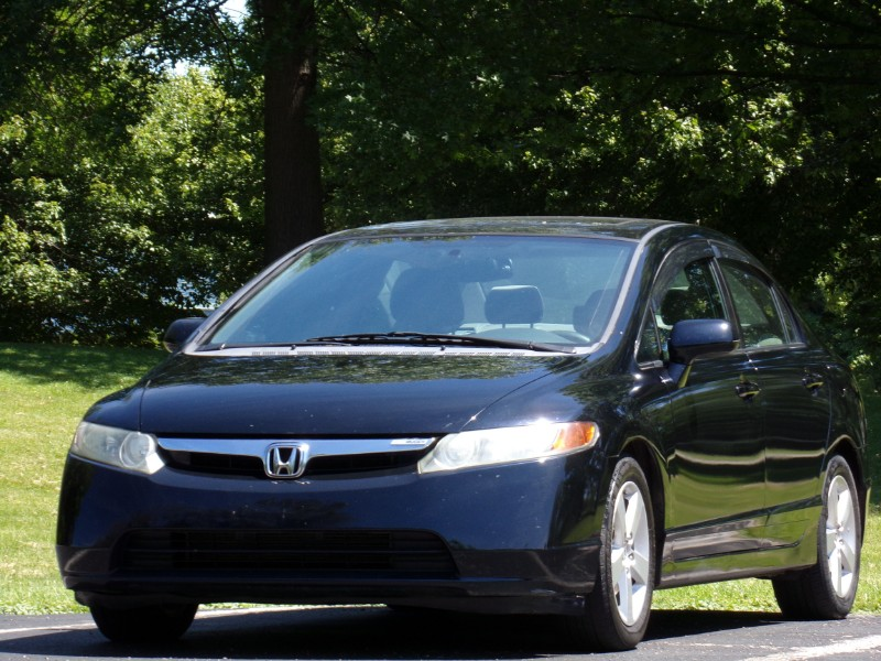 2008 Honda Civic EX Sedan Auto Transmission