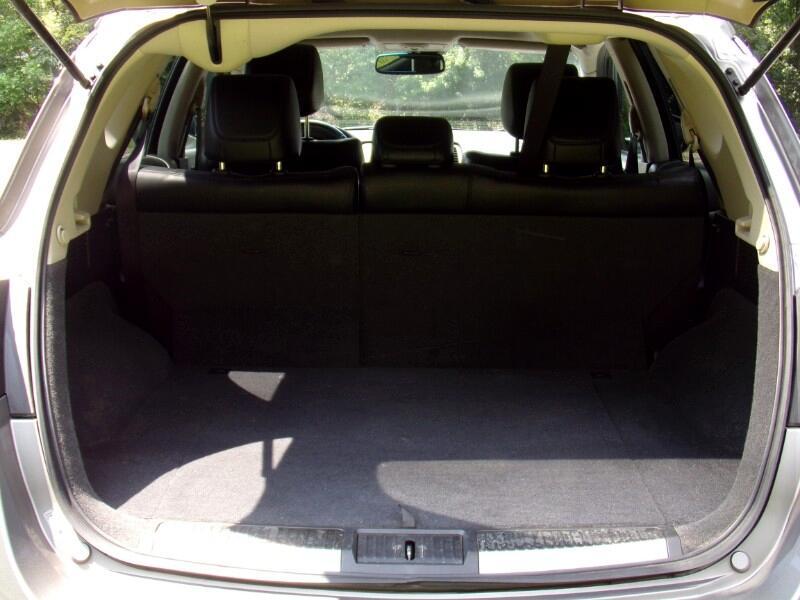 2012 Nissan Murano SL AWD