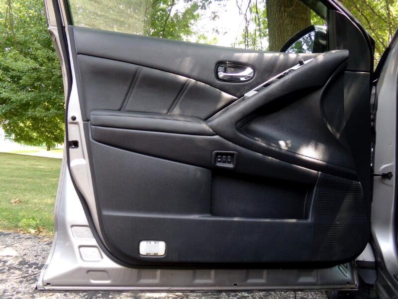 Nissan Murano SL AWD 2012
