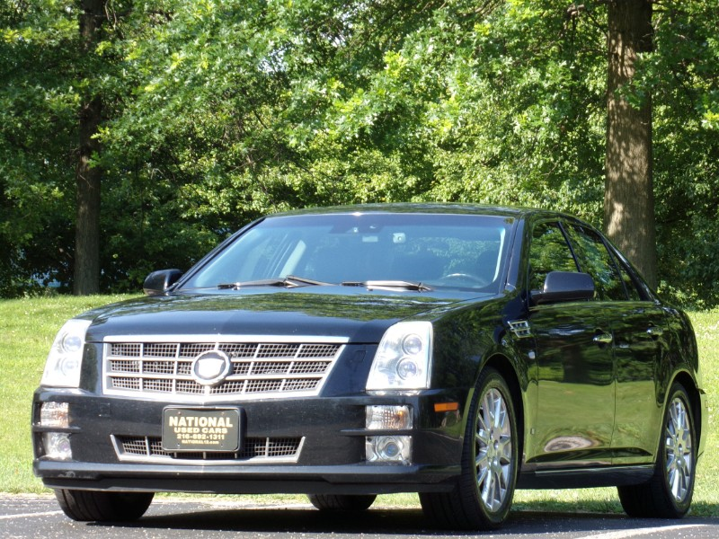 2008 Cadillac STS V8 LUXURY GPS NAVIGATION