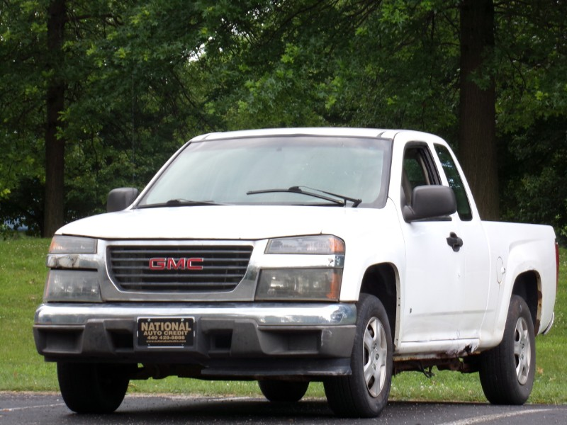 2008 GMC Canyon Work Truck Ext. Cab 2WD