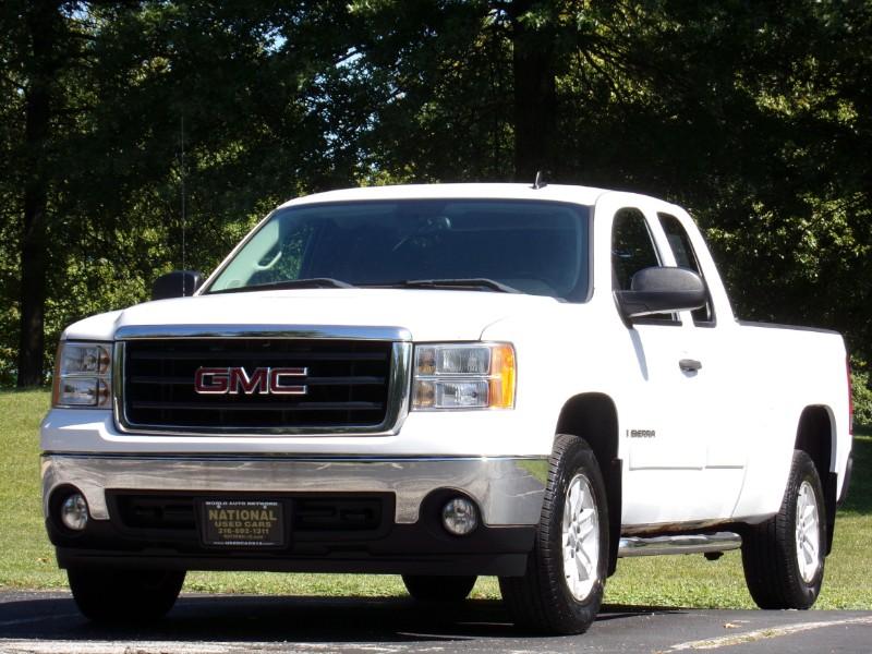 2008 GMC Sierra 1500 SLE1 Ext. Cab Long Box 2WD
