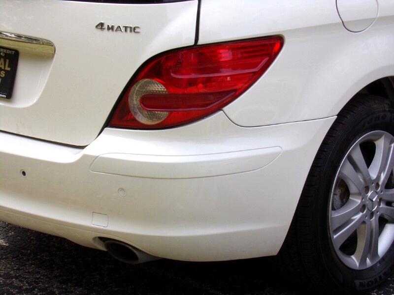 Mercedes-Benz R-Class R500 2007