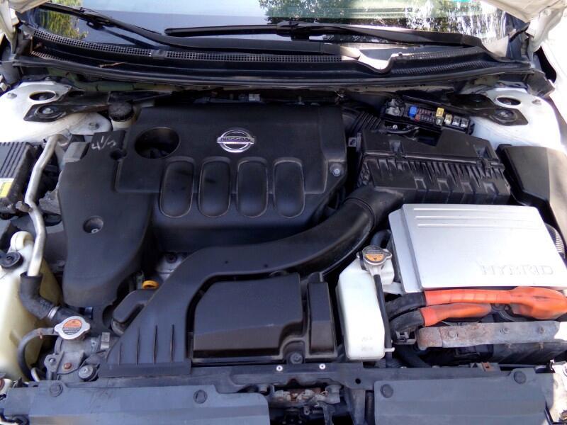 Nissan Altima Hybrid HEV 2008