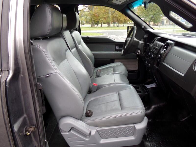 Ford F-150 XL SuperCab 6.5-ft. Bed 2WD 2012