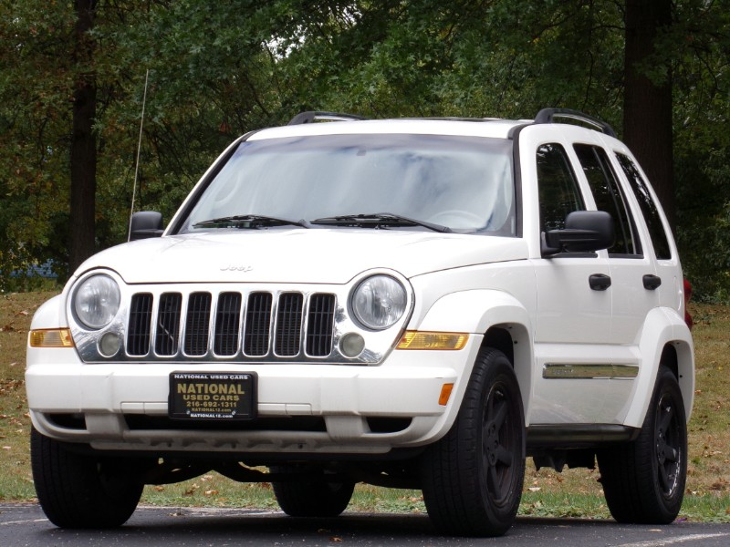 Jeep Liberty Limited 2WD 2005