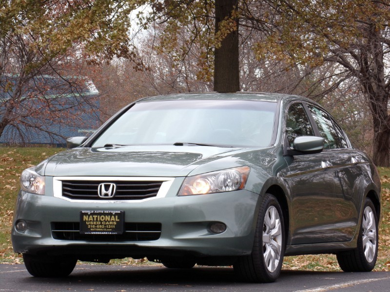 Honda Accord EX-L V-6 Sedan AT 2008