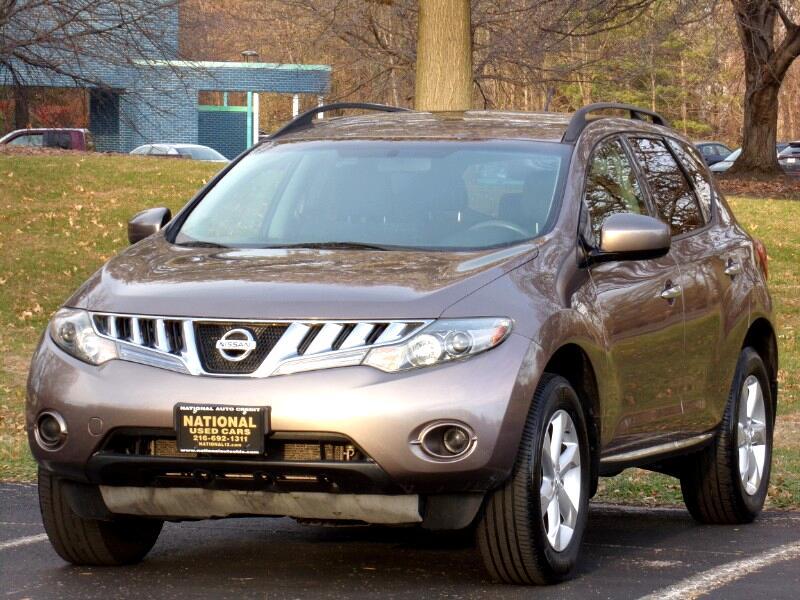 Nissan Murano S 2009
