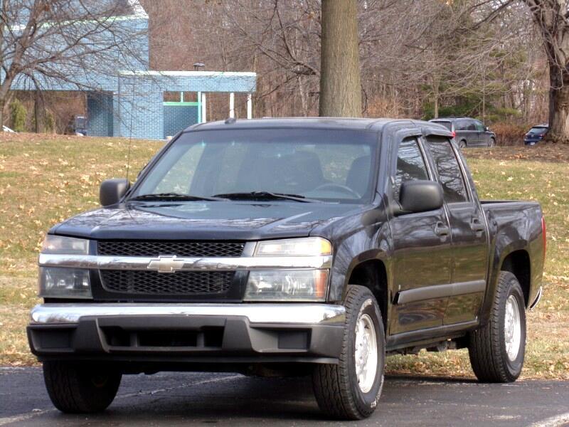 Chevrolet Colorado LT1 Crew Cab 2WD 2008
