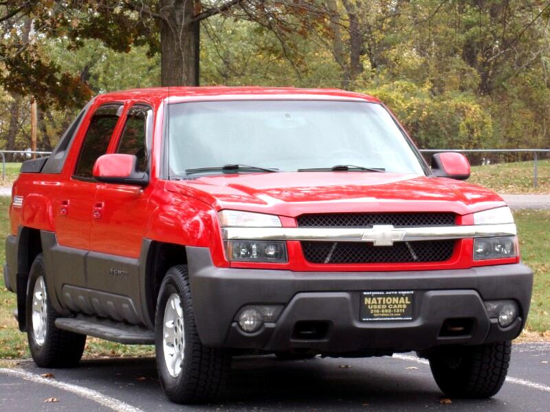 Chevrolet Avalanche 1500 2WD 2003