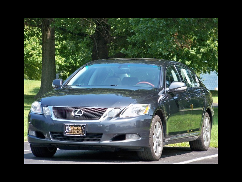 2010 Lexus GS GS-350. AWD. GPS Navigation System. Heated Leather