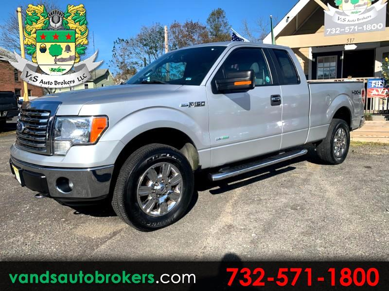 Ford F-150 XLT 6.5-ft. Bed 4WD 2012