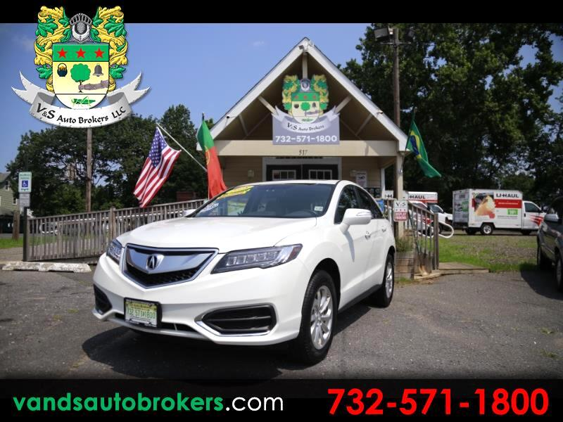 Acura RDX 6-Spd AT w/ Technology Package 2018