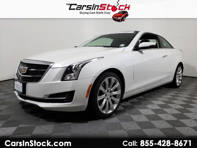 2016 Cadillac ATS Coupe 2.0L Standard AWD