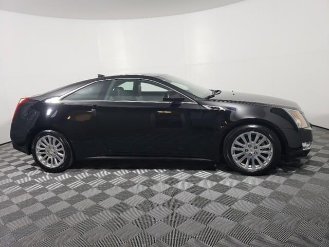 2014 Cadillac CTS Coupe Premium AWD