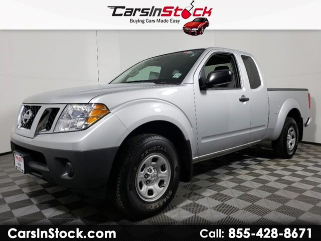 2017 Nissan Frontier S King Cab I4 5MT 2WD