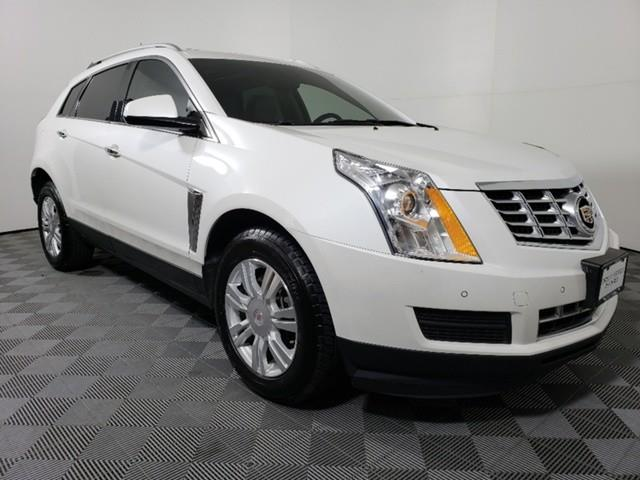 2016 Cadillac SRX Luxury Collection FWD