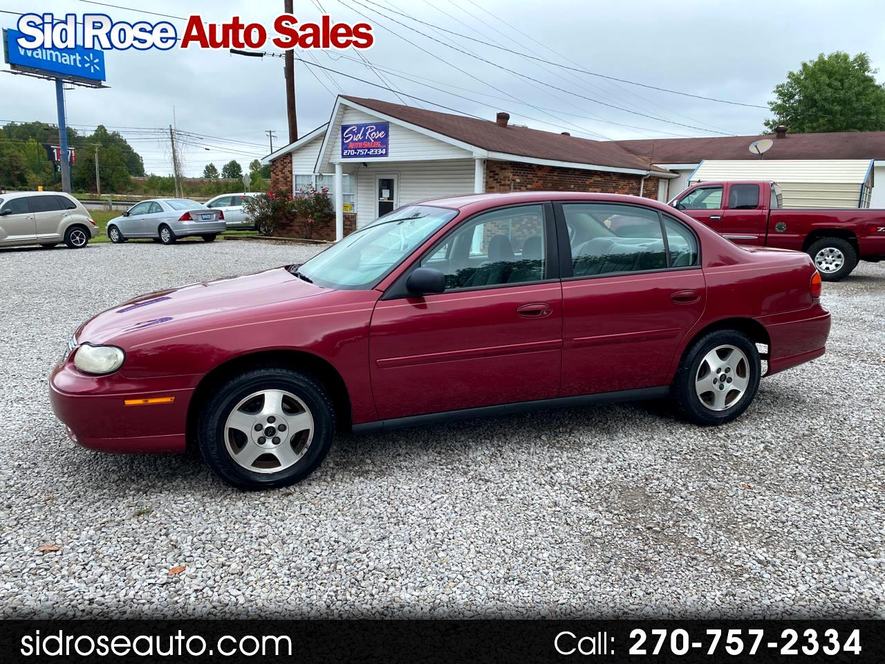 Chevrolet Classic 4dr Sdn 2004