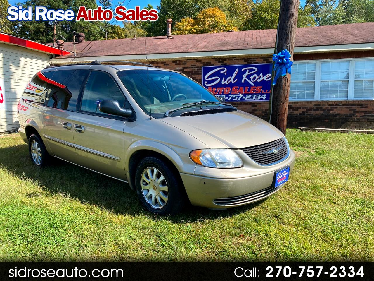 Chrysler Town & Country eX 2002