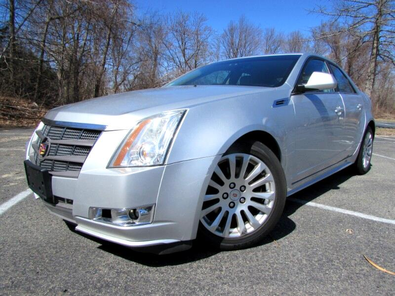 Cadillac CTS 3.0L Performance AWD 2010